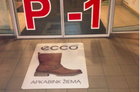 ECCO Shoes reklama 2015